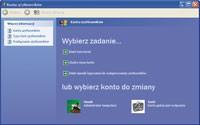 Typowy obrazek z Windows: konto gościa jest wyłączone, a użytkownik korzysta z systemu jako administrator, co w przypadku infekcji prowadzi do bardzo groźnych następstw.