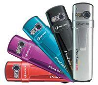 Kamera Aiptek PenCAM Trio HD - filmy HD i wyświetlacz OLED