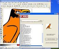 Gigantyczny zestaw klipartów wzbogaciliśmy o wyszukiwarkę połączoną z programem Inkscape