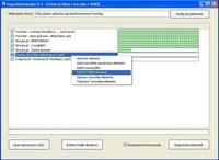 Program do pobierania filmów z YouTube, Wrzuta.pl i Patrz.pl, automatycznie konwertujący pobrane pliki do formatu AVI.