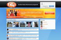 Pierwszy polski mikroblog Blip.pl od momentu uruchomienia (2007 r.) zdobył dużą popularność, co sprawiło, że został zakupiony przez Gadu-Gadu.