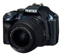 Pentax K-x - amatorska lustrzanka z wideonagrywaniem