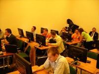 Hands-On-Lab - Laboratoria, w których można było przetestować technologie Microsoftu, były otwarte przez dwa dni konferencji.