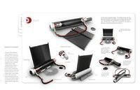 D-Roll Laptop