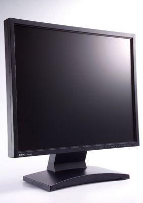 Monitor BenQ FP93G wyposażono w szybką matrycę LCD o czasie reakcji 6 ms