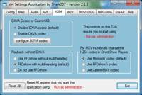 W Windows 7 x64 można skonfigurować kodeki Shark. Dzięki temu wykorzystasz kartę graficzną do akceleracji plików MKV.