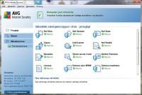 AVG Internet Security 9.0 PL - AVG Anti-Virus 9.0 plus zapora, antyrootkit i dodatki