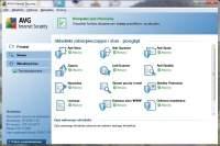 AVG Internet Security 9.0 działa we wszystkich współczesnych systemach operacyjnych, włączając Windows 7