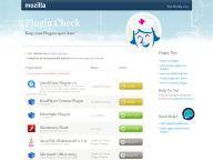 Mozilla Plugin Check