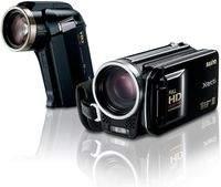 Sanyo VPC-HD2000A i VPC-FH1A