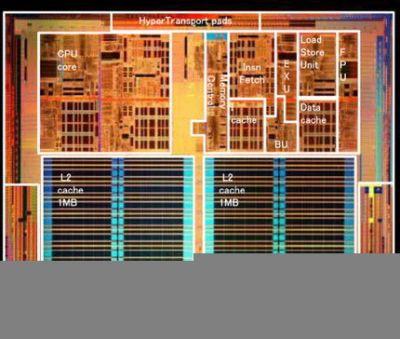 Athlony z Socket AM2 - dużo zmian na lepsze