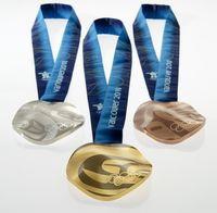 Ekologiczne medale zimowych igrzysk olimpijskich w 2010 r.