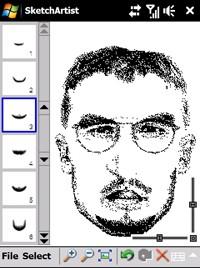 SketchArtist - jak w filmie kryminalnym