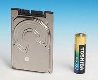 Toshiba prezentuje 1,8-calowy dysk o pojemności 320 GB