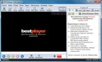 BESTplayer nie tylko sam pobierze napisy ale tez wyświetli szczegółowe informacje na temat filmu