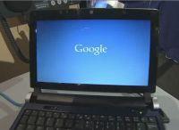 Pierwszy netbook z Google Chrome OS