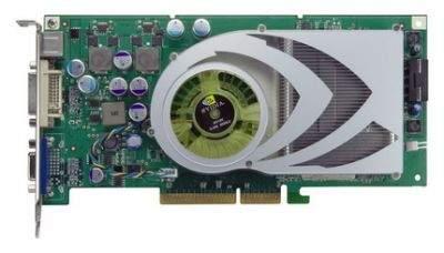 Karta MSI to produkt referancyjny NVIDII. Wyposażono ją w stosunkowo niewielki i cichy układ chłodzenia
