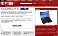 Podchody z Asus - strona konkursu
