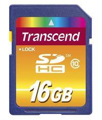 Transcend: nowe karty SDHC Class 10