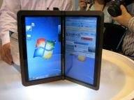 MSI z dwoma ekranami 10 cali