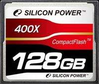 Karta Silicon Power CompactFlash 400x