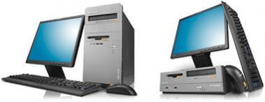 Komputery stacjonarne Lenovo 3000 J