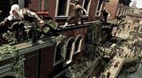 Niektórzy przeciwnicy, dokładnie tak jak Ezio, posiadają zdolność wspinaczki, dlatego czasem trudno się ich pozbyć.