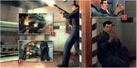 Aby pozbyć się jednego z mafijnych boksów, Vito i Joe rozpętali strzelaninę w pralni hotelowej. Vito jest osłaniany (1) obrazy z perspektywy gracza (2) perspektywa od tyłu Przyjaźń pomiędzy Joe i Vito trwa przez całą grę, nawet podczas akcji prowadzą ze sobą rozmowy (3).
