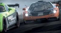 McLaren F1 w stawce - iście królewski samochód na torze.