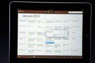 iPad - iCalendar