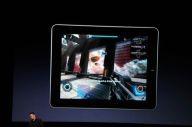 iPad - gra FPS