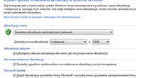 Wyszukianie i instalację aktualizacji najlepiej powierzyć systemowi operacyjnemu