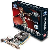 Sapphire HD 5570 - budżetowa karta z obsługą DirectX 11