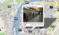Jeżeli chcesz szybko znaleźć filmy powiązane z konkretną lokalizacją, skorzystaj z Map Google.