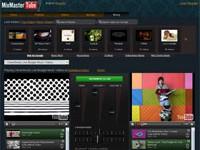 Serwis MixMasterTube pozwala wcielić się w rolę DJ-a i miksować ze sobą różne teledyski z YouTube.