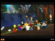 Scena z Lego Universe. źródło: Lego