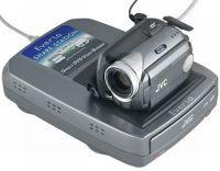 JVC - z kamery na płytę