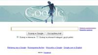 Logo Google zaprezentowane z okazji zimowych igrzysk olimpijskich w Vancouver jest jednym z najbardziej efektownych w historii.