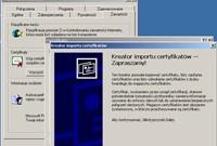 Ważne zabezpieczenie - stosując windowsowe szyfrowanie EFS, powinieneś koniecznie utworzyć zapasową kopię certyfikatu na zewnętrznym nośniku danych.