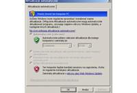 Nie zaleca się wyłączać funkcji Windows Update, która automatycznie aktualizuje system.