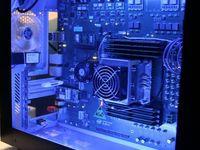 Komputer z prototypowym 48-rdzeniowym procesorem Intela