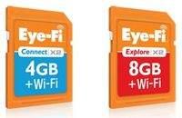 Nowe karty pamięci z WiFi