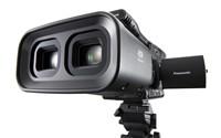 Takich dwuobiektywowych kamer Panasonica używał Cameron podczas kręcenia megahitu kinowego Avatar.