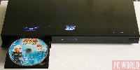 Użyty przez nas w teście najnowszy odtwarzacz Blu-ray Samsung BD-C6900 zgodny z Blu-ray 3D.