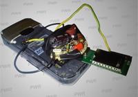 Prototyp urządzenia zastępującego baterię.