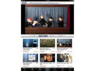 Aplikacja YouTube dla iPada