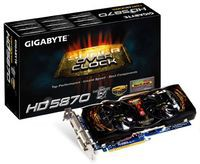 Gigabyte HD 5870 SOC