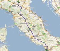 Dwa włoskie miasta Capri dzieli 650 km.