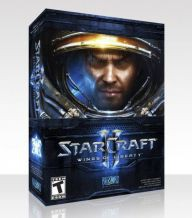 StarCraft 2 - pudełko