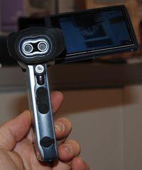 """""""Trójwymiarowa"""" kamera DXG-321"""